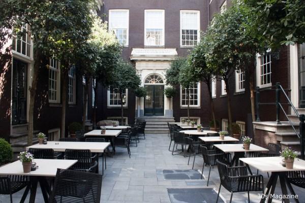 Brasserie OCCO Amsterdam