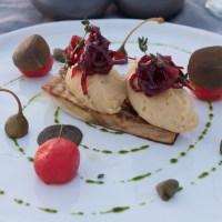 Sunset Dinner at the Kapari Wine Restaurant on Santorini