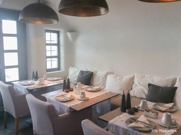 Kapari Wine Restaurant Santorini