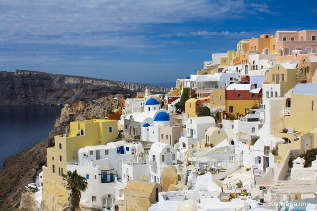 The Best of Oia, Santorini