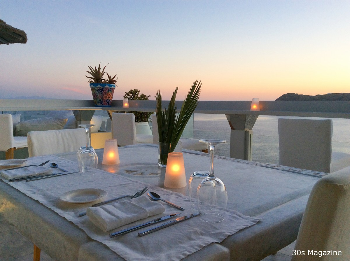 Mykonos Restaurant Tip: The Greco Philia Restaurant & Bar