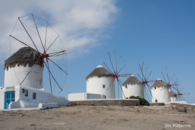 5x Mykonos' best bits outside the party zones