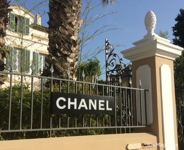 Chanel mansion