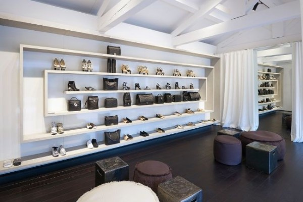 chanel pop up boutique st tropez