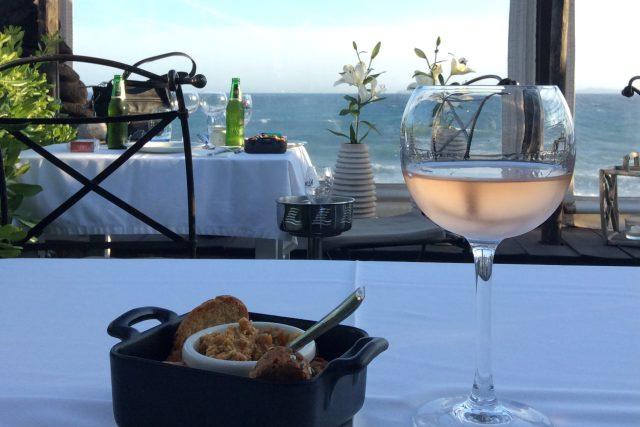 Côte d'Azur seaside restaurant tip: Couleur Jardin