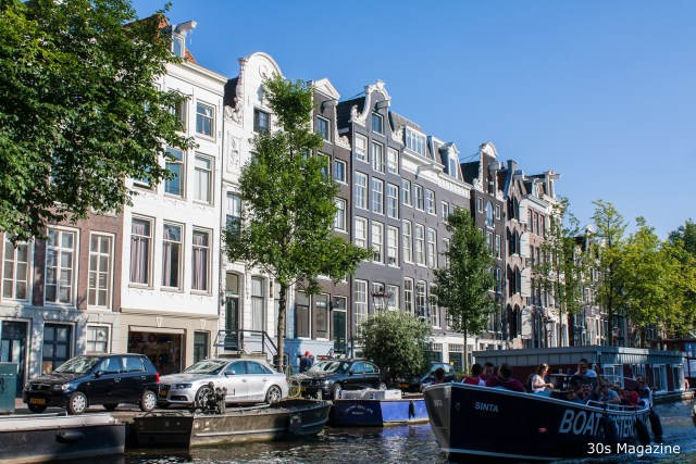 Amsterdam Canal Cruising with 'Bluespoon on Board'
