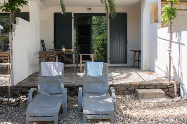 Plage Saint Clair airbnb