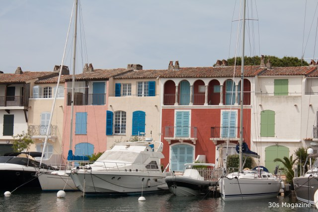 Visiting Port Grimaud in the Côte d'Azur