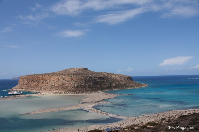Crete Travel Tip: Day Cruise to Balos and Gramvoussa