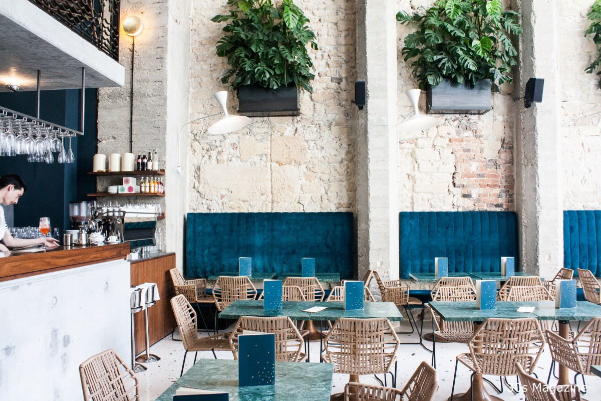 Paris hotspot: Restaurant Daroco & Bar Danico