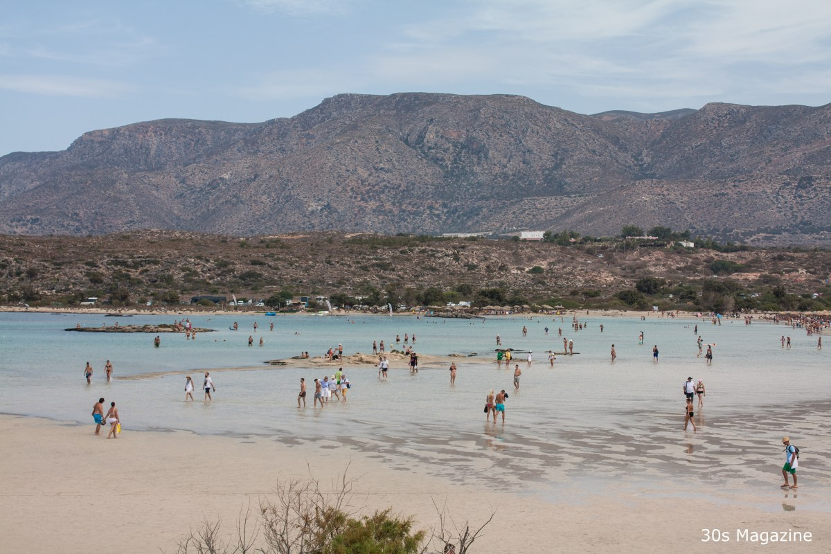 Crete Travel Diary: Roadtrip to Elafonisi Lagoon and Beach