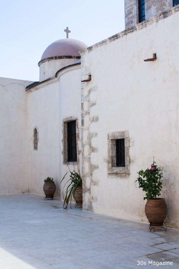 Gonia Monastery