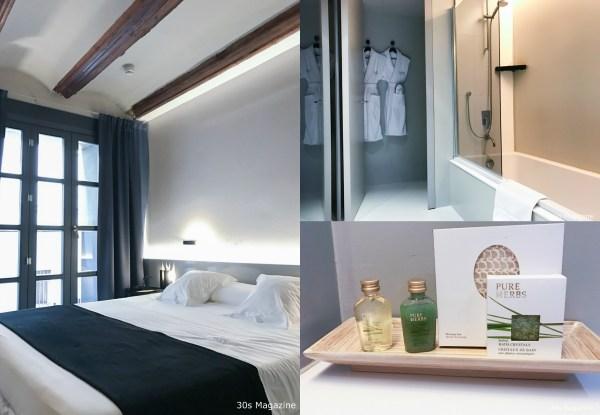 Caro Hotel room
