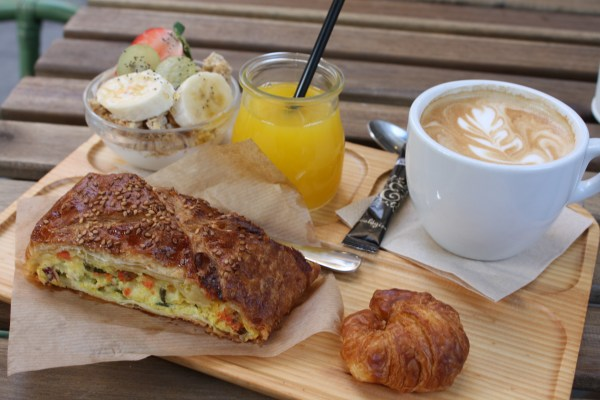breakfast dulce de leche Valencia