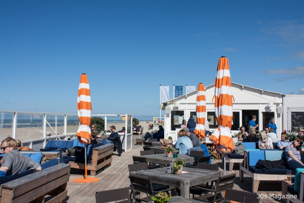 blooming beach Bergen aan Zee