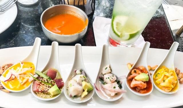 Best lunch spot in Coconut Grove Miami