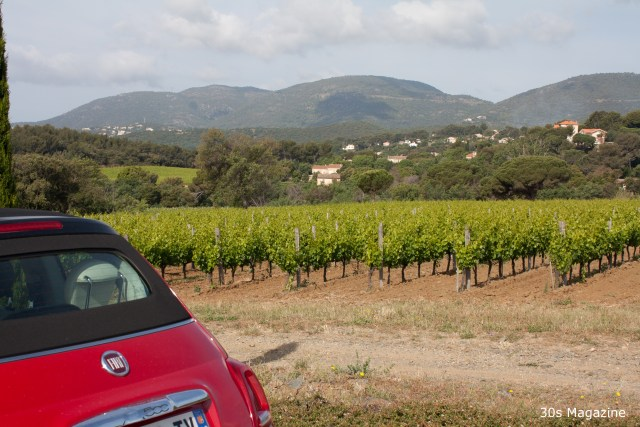 Bandol winery tour