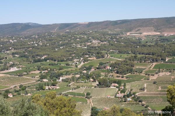 Bandol wineries
