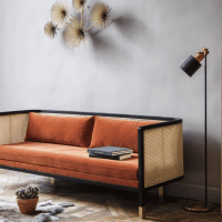 Trend: Furniture with cane webbing