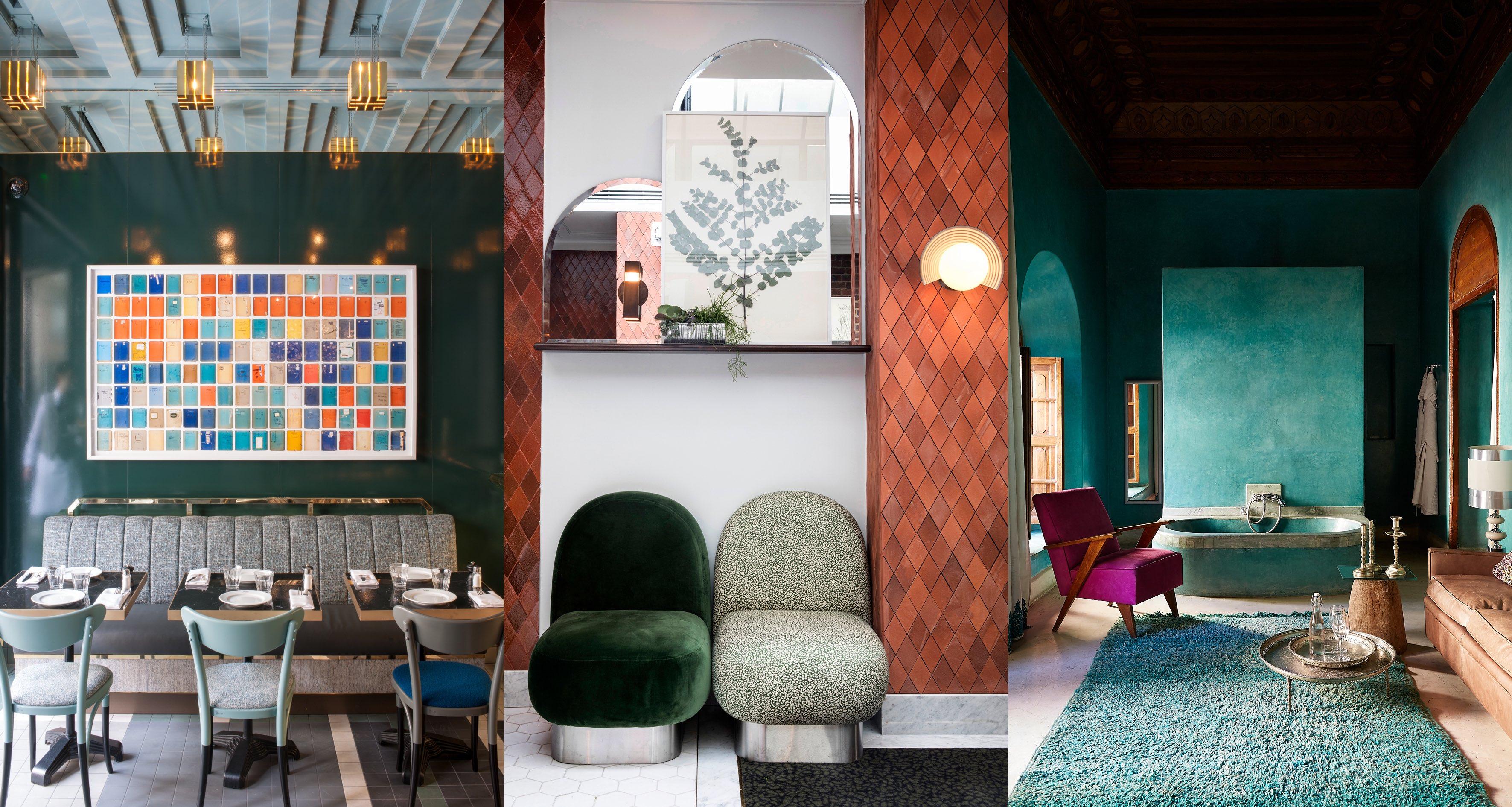 Kate Interieur Design Impressies.30s Magazine Weekendtip Salon Residence