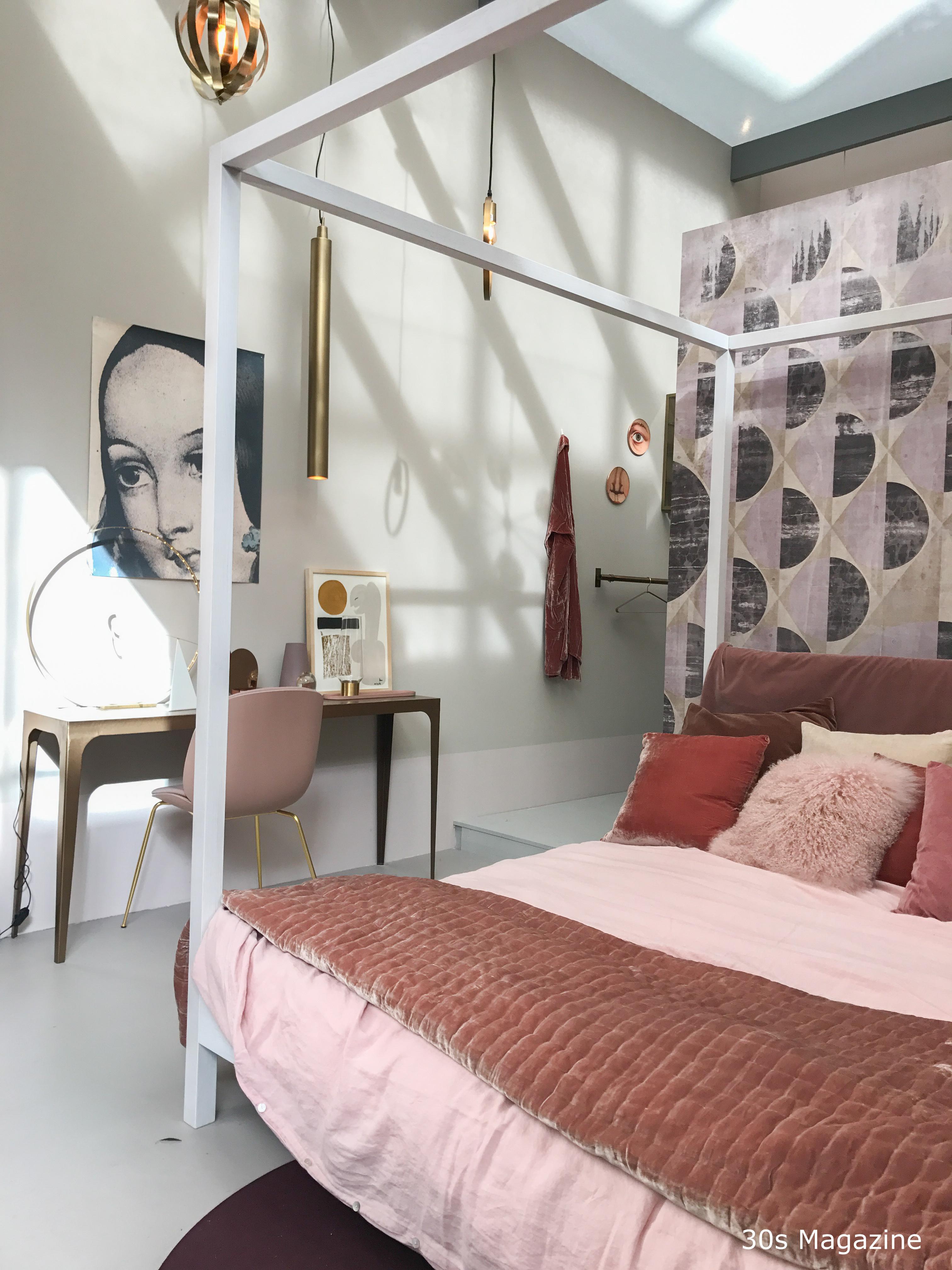 Home decor inspiration at the VT Wonen Design Exhibition 2017 – 30s ...