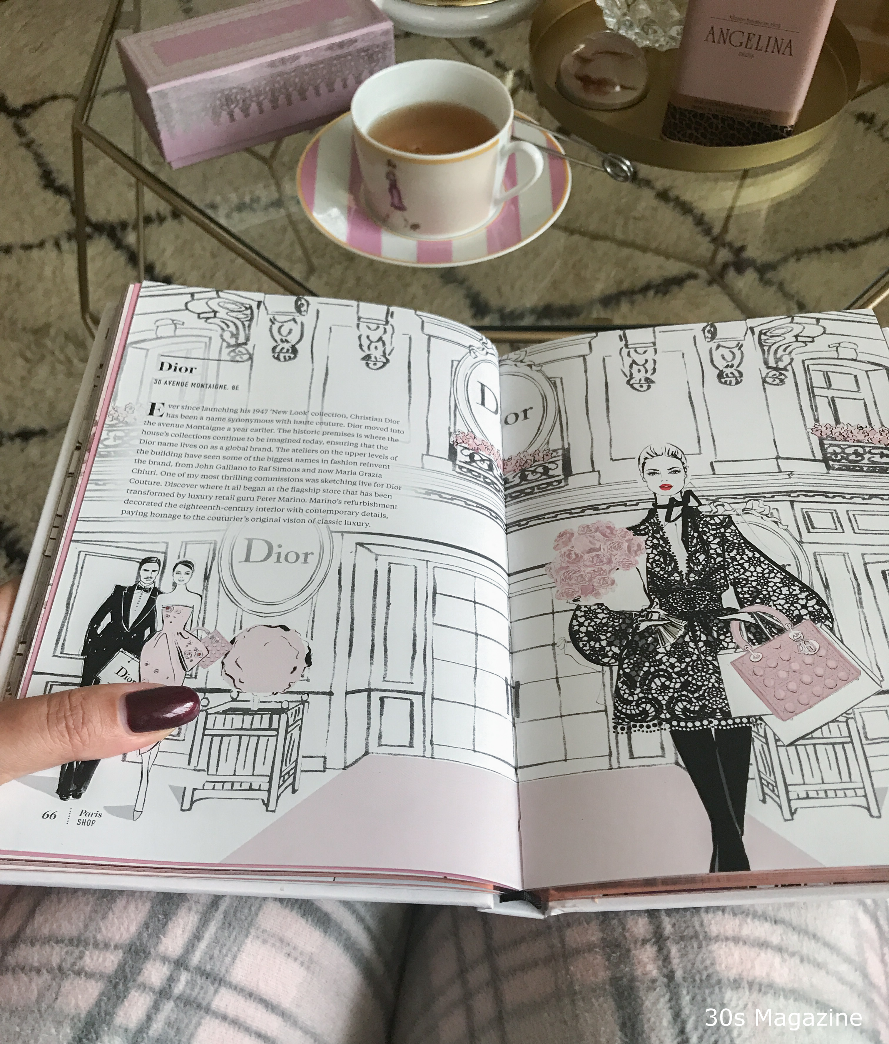 50f5a0e8d8 30s Magazine - Book review: Paris through a fashion eye by Megan Hess
