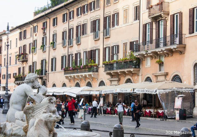 Rome in 4 days – Day 3: Trastevere, Campo dei Fiori, Parione and Ghetto