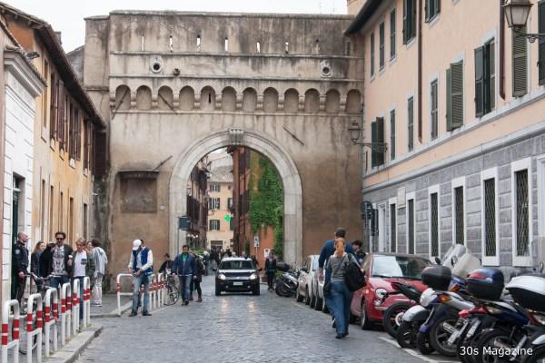 Porta Settimiana