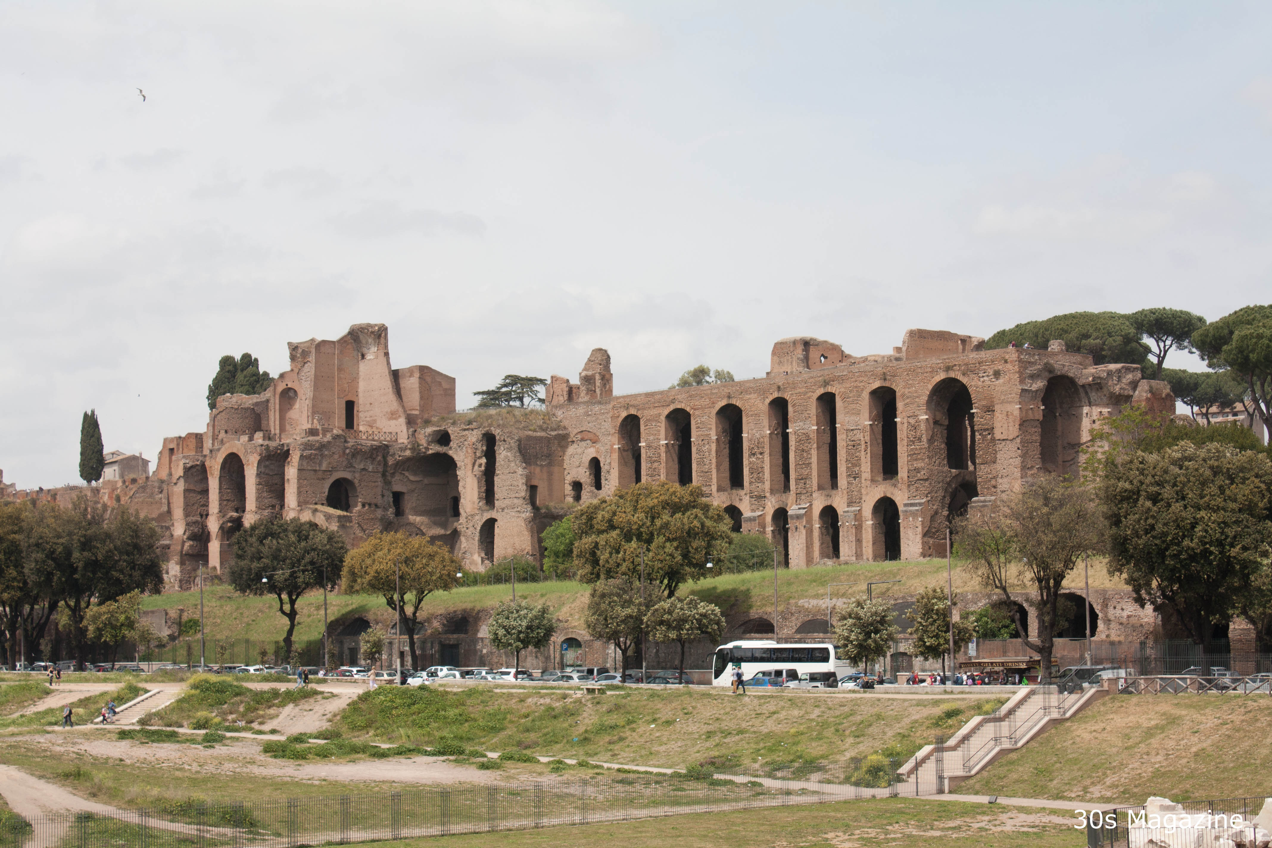 30s Magazine - Rome in 4 days – Day 1: Monti and the Ancient sites