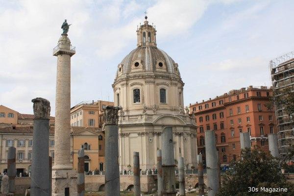 Forum of Trajanus