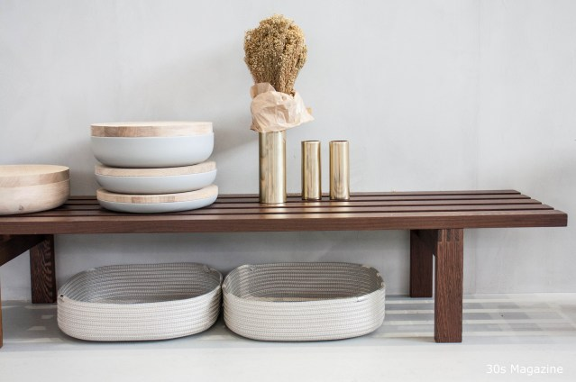 Serene minimalism in home decor