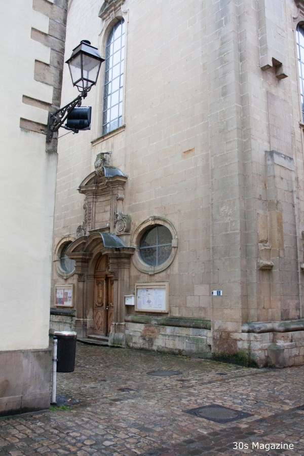 congregation church luxembourg