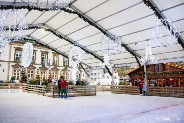 skating rink Luxembourg