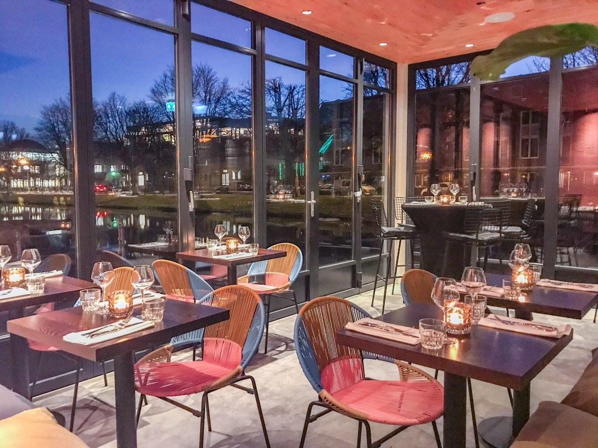 Hotspot Leiden: Tabú Restaurant & Cocktailbar