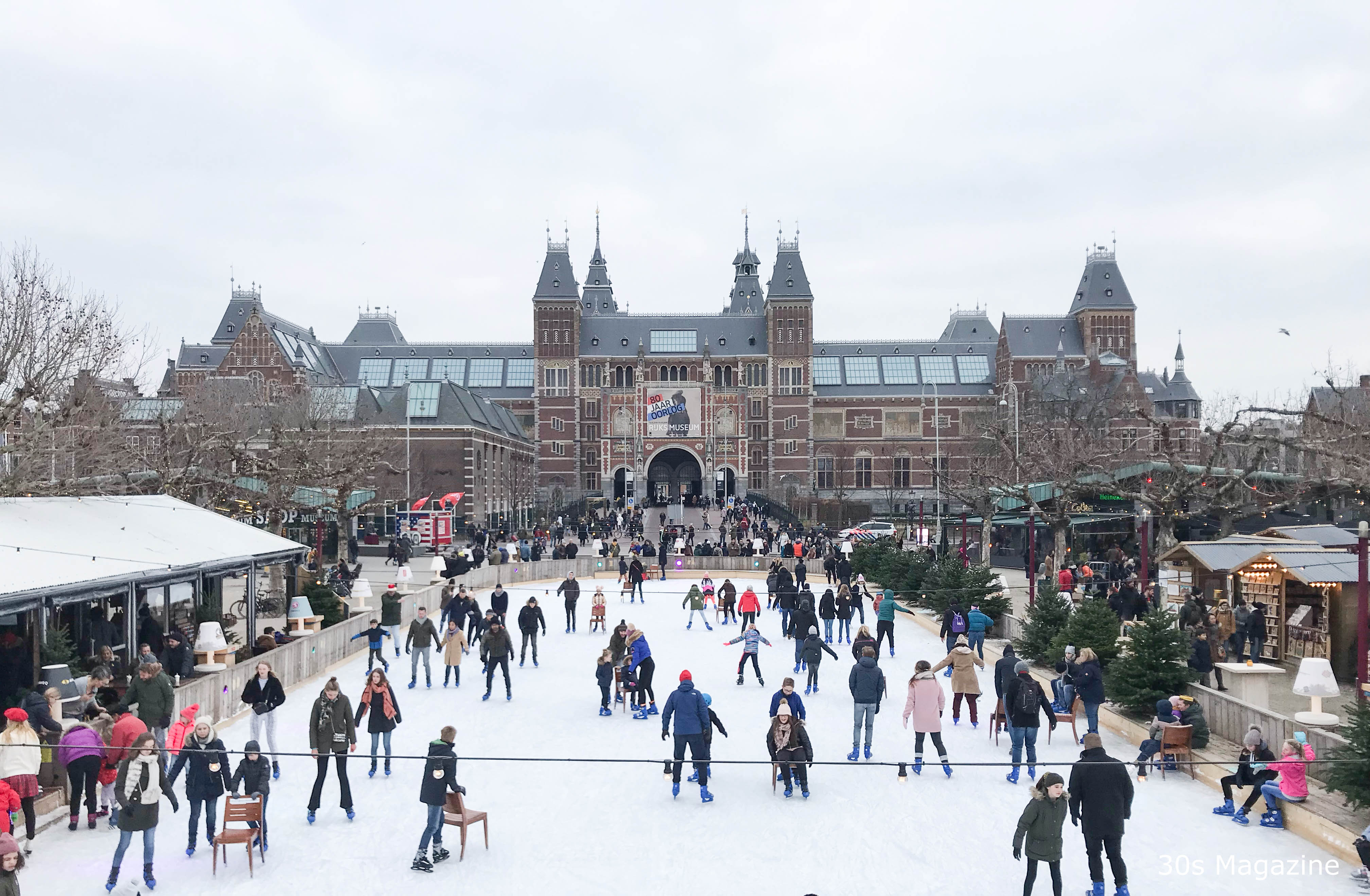 30s Magazine - The Best of Amsterdam at Christmas Time