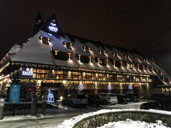 Aries Hotel Zakopane