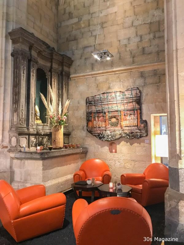 lobby Kruisherenhotel Maastricht