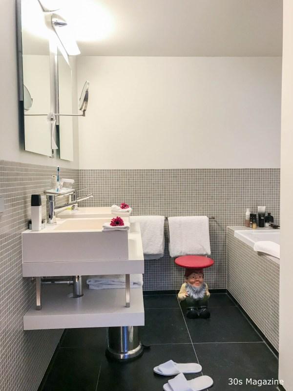 bathroom Kruisherenhotel Maastricht