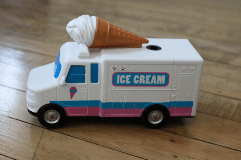 Amazeko Ice Cream Truck Pencil Sharpener