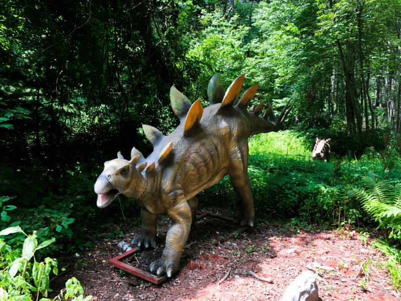 Edaville Dino Land
