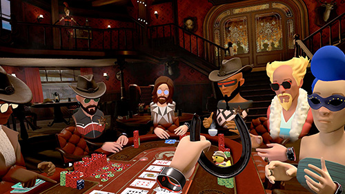 PokerStars VR launches globally with Oculus Rift and HTC Vive