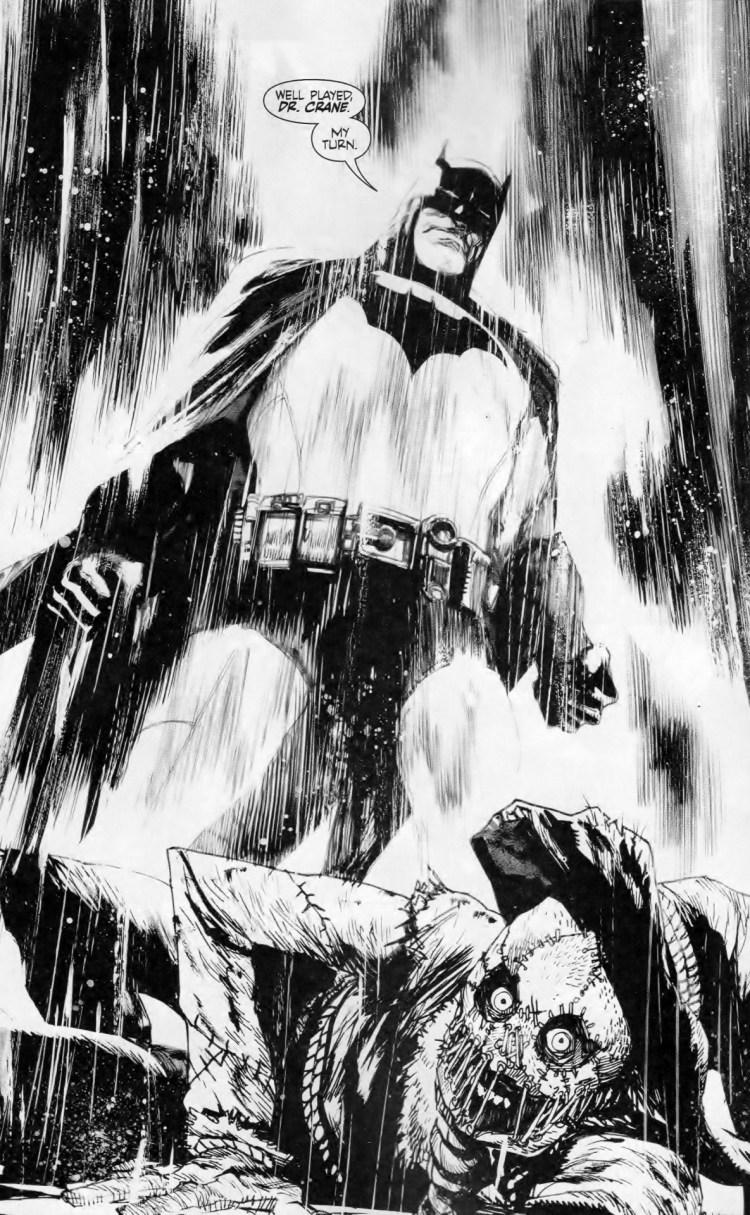 Batman: Black and White