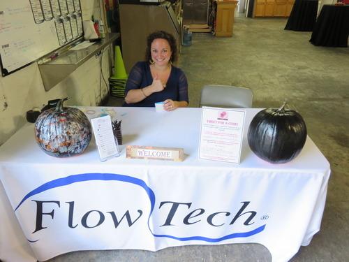 #Flowtoberfest Registration Desk