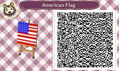 The American Flag! Use it as your town flag!