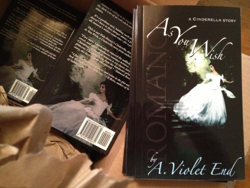 A Cinderella story & erotic romance