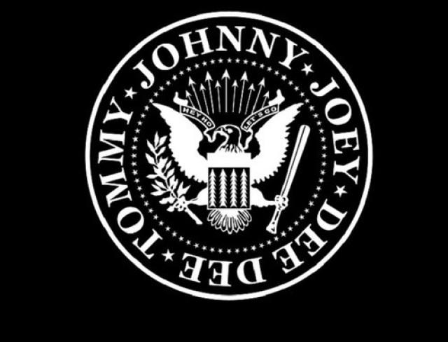 Logo de los Ramones