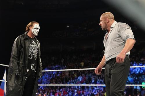 Triple H Sting
