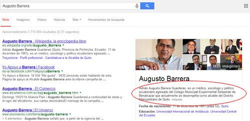 Nuevo artículo sobre Barrera en la Wikipedia