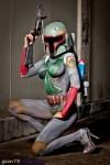 Star Wars : Chasseur de prime au corps à corps