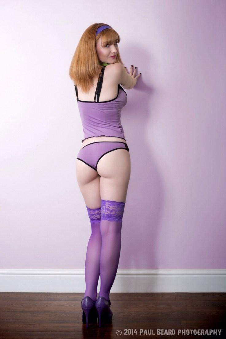 Cosplay : Daphne se dévoile